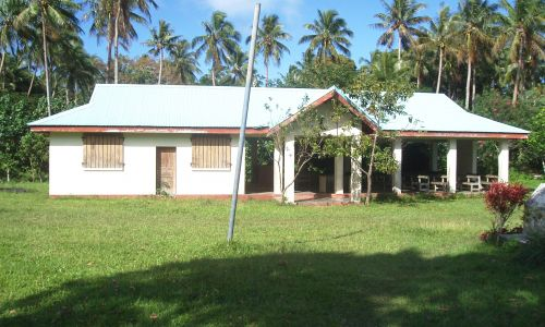 Tongoa Courthouse